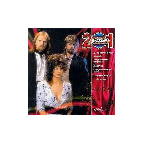 Greatest Hits Vol.2 2 plus 1