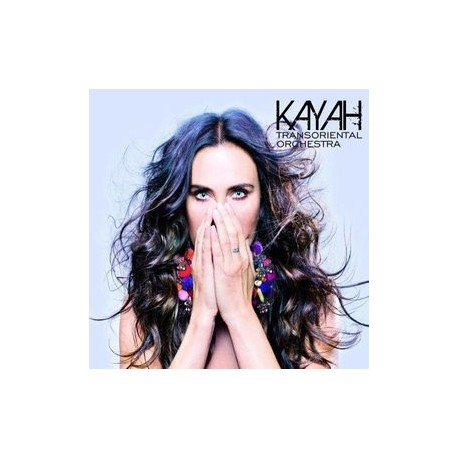 Kayah Transoriental Orchestra [Książka + CD]